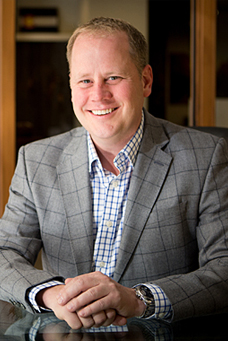 Chad Brue, CEO and Founder