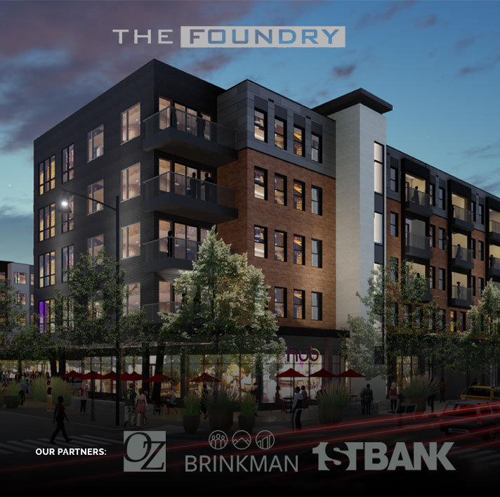 The Foundry - Our Partners: Oz, Brinkman, 1st Bank